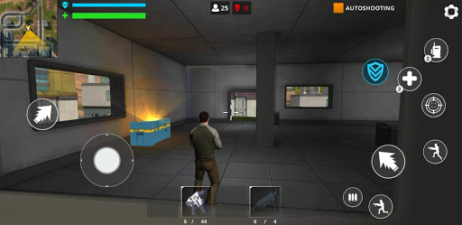 Cyber Fire: Free Battle Royale & Shooting games 2.2.3 Screenshots 8