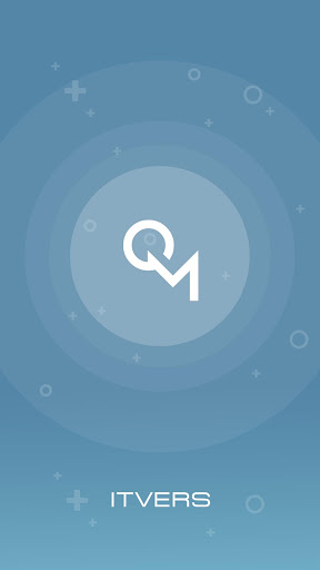 Foto do Application to configure Q-Mouse Smart Patch.