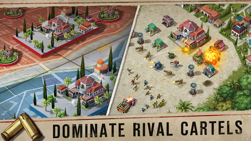 Narcos: Cartel Wars. Build an Empire with Strategy android2mod screenshots 2