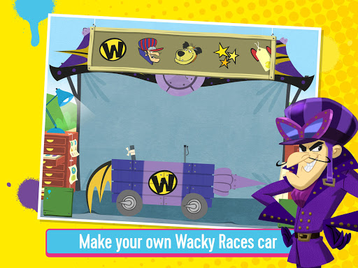 Boomerang Make and Race - Scooby-Doo Racing Game android2mod screenshots 22