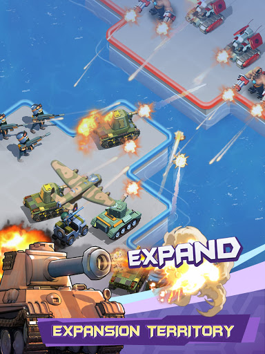 Top Defense:Merge Wars 1.0.85 screenshots 13
