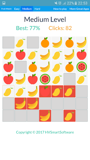 Fruit Match For PC Windows (7, 8, 10, 10X) & Mac Computer Image Number- 8
