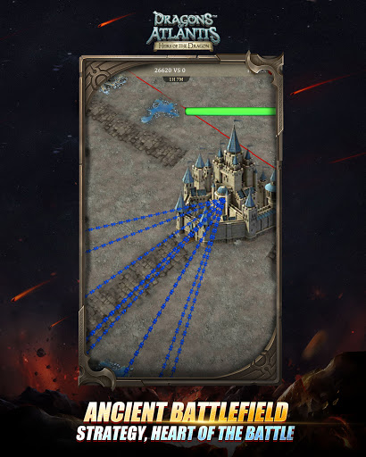 Dragons of Atlantis  screenshots 8