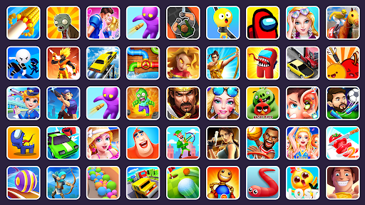 All Games, All in one Game, New Games android2mod screenshots 9