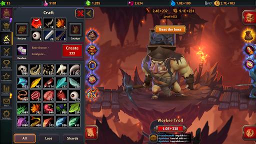 Dungeon Crusher: Soul Hunters  screenshots 7
