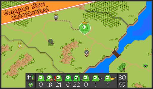 Alienum: The Alien War Battle Strategy Game - RTS screenshots 2