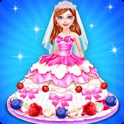 Wedding Doll Cake Decorating | Cooking Game