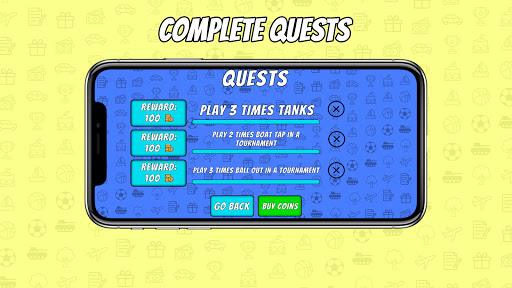 Party Games: 2 3 4 Player Games Free 8.1.8 screenshots 8
