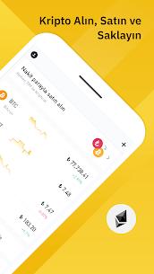 Binance Borsası -Kripto Para Alım Satım Uygulaması 2