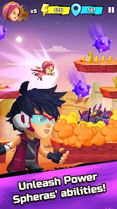 Download the latest version of BoBoiBoy Galaxy Run Mod Apk (Full) 2021 for Android 3