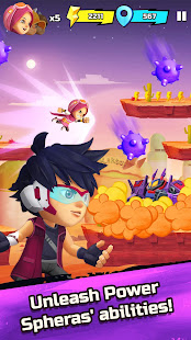 Image For BoBoiBoy Galaxy Run: Fight Aliens to Defend Earth! Versi 1.0.6g 1