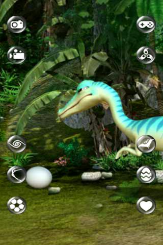 Talking Compsognathus Dinosaur screenshots 2