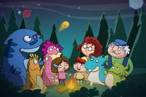 Alien Story - Fairy Tale for Kids