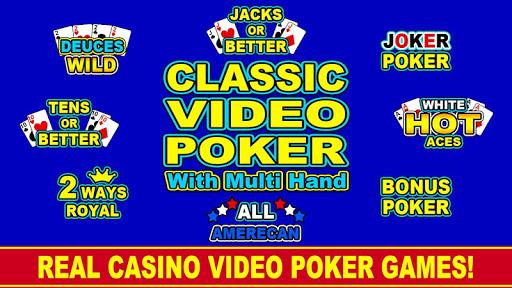 Video Poker Legends - Casino Video Poker Free Game 1.0.5 6