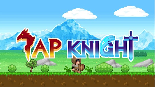 Tap Knight : Dragon's Attack Mod Apk 1.0.17 (Free Upgrade For Equipment) 1