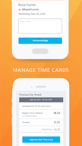 Paycor Mobile modavailable screenshots 6
