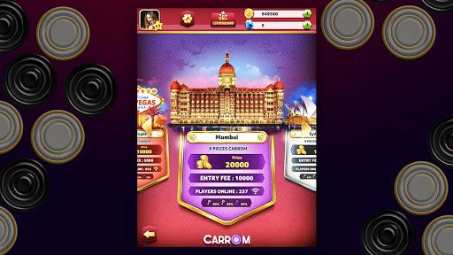 Carrom Friends : Carrom Board & Pool Game 1.0.31 screenshots 24