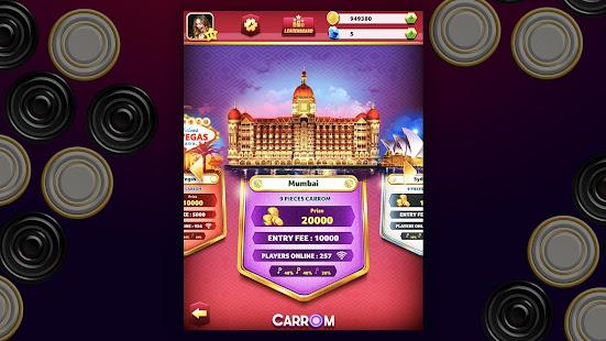 Carrom Friends : Carrom Board & Pool Game 1.0.33 Screenshots 16
