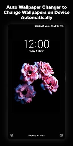 4K AMOLED Wallpapers - Live Wallpaper Changer  screenshots 2