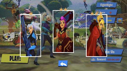 4 Legends Fight Night Battle apkdebit screenshots 2