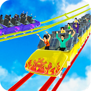 Reckless Roller Coaster Sim: Rollercoaster Games