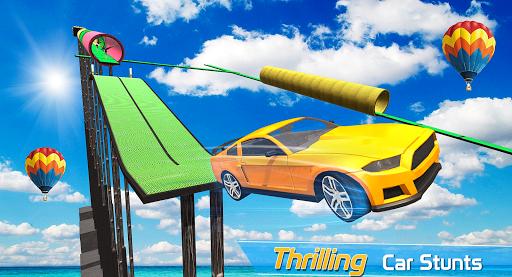 Mega Ramps 3D - Stunt Car Racing | Stunt Driving screenshots 4