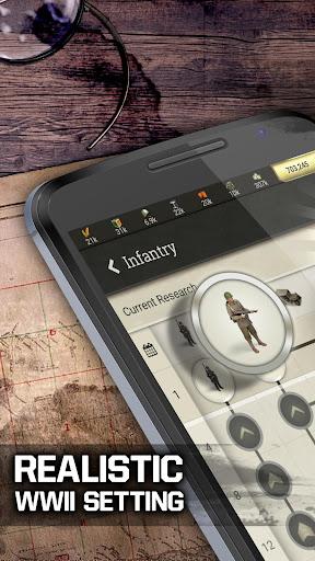 Call of War - WW2 Multiplayer Strategy Game 0.100 screenshots 5