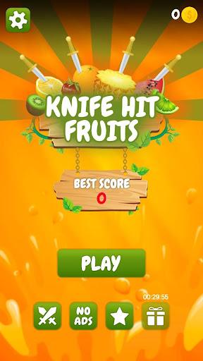 knife hit fruits screenshot 1