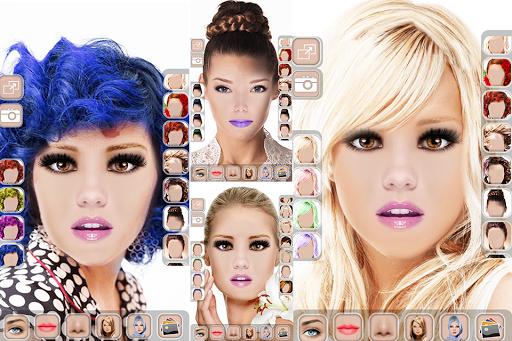 Perfect MakeUp 3D 1.2.3 Screenshots 4