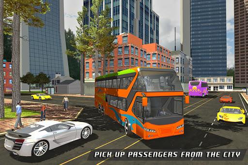 Bus Simulator 2021: Bus Games screenshots 4