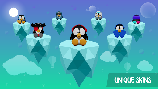 Floes: Tap and Bounce  screenshots 7