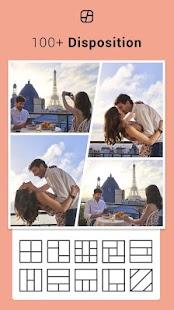 Photo Collage - Éditeur Photo, Montage Photos Capture d'écran