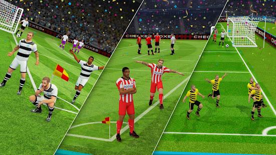 Soccer Games Hero: Play Football Game Tournament 5.9 screenshots 2