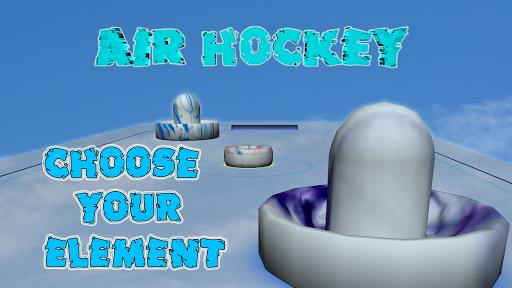 Air Hockey - War of Elements modiapk screenshots 1