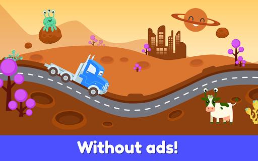 Car City Heroes: Rescue Trucks Preschool Adventure android2mod screenshots 16
