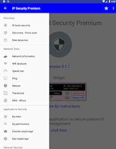 IP Tools and Security Premium 6.1-9-nov-2018 Mod APK (Unlock All) 1