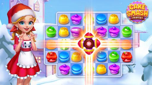Cake Smash Mania - Swap and Match 3 Puzzle Game  screenshots 8