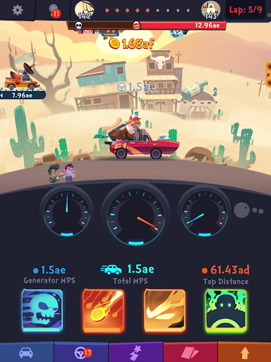Clicker Racing screenshots 24