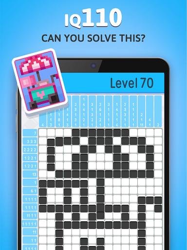Nonogram - Logic Pic Puzzle - Picture Cross screenshots 14