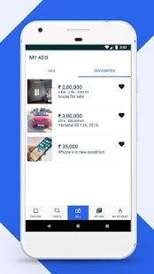 OLX: Buy & Sell Near You with Online Classifieds Screenshot