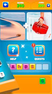 2 Pictures 1 Word - Offline Games 1.27 Screenshots 18