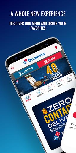 Domino's Pizza Pakistan 2.2.0 screenshots 1