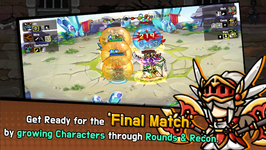 Endless Arena Mod Apk- Idle Strategy Battle (Unlimited Gold) 5