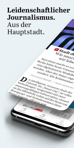 Der Tagesspiegel - alle aktuellen News des Tages For PC Windows (7, 8, 10, 10X) & Mac Computer Image Number- 5