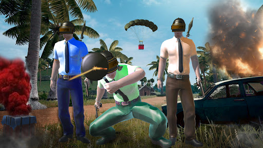 Real FPS Commando Game Shooting Gun Strike offline  screenshots 12