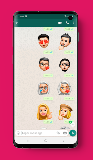 emoji stickers  screenshots 3