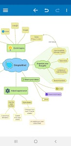 SimpleMind Pro - Intuitive Mind Mapping 1.27.0 (Patched)