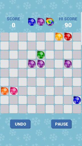Color Lines: Match 5 Balls Puzzle Game  screenshots 6