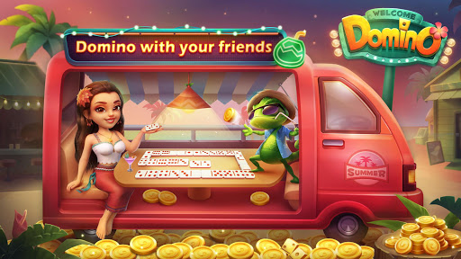 Higgs Domino Island-Gaple QiuQiu Poker Game Online modiapk screenshots 1