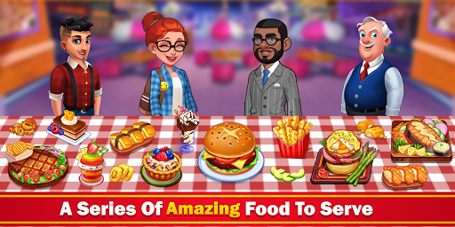 Cooking Time : Crazy Cooking Madness Cooking Games 0.6 Screenshots 6